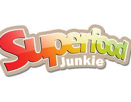 #107 para Logo Design for Superfood Junkie por rogeliobello