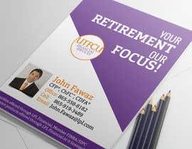 #24 untuk Design a Flyer for financial planner oleh GetMeHire