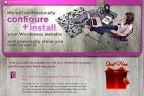 Bài tham dự #6 về Graphic Design cho cuộc thi Illustration Design for http://rachaelbutts.com