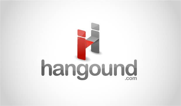 Konkurrenceindlæg #66 for Logo design for Hangound (hangound.com), a new web social network based in NY.