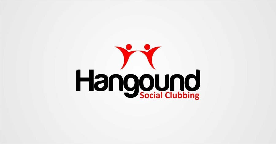Logo design for Hangound (hangound.com), a new web social network based in NY. için 71 numaralı Yarışma Girdisi
