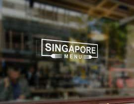 sahariyer2677 tarafından New Startup Singapore company Logo (SingaporeMenu) için no 36
