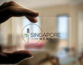 #45 for New Startup Singapore company Logo (SingaporeMenu) by Rocket02