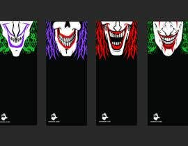 "#15 untuk Design an Animation ""Joker Face"" for my Tube Face Masks oleh markjonson57"