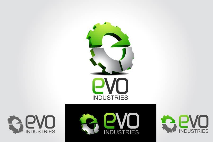 Konkurrenceindlæg #490 for Logo Design for EVO Industries