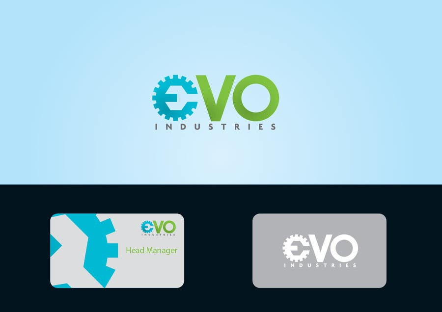 Contest Entry #218 for Logo Design for EVO Industries
