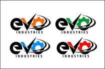 Graphic Design Конкурсная работа №340 для Logo Design for EVO Industries
