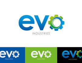 #510 for Logo Design for EVO Industries by ImArtist
