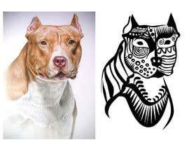 #33 for Tribal Pit Bull Dog by Spector01