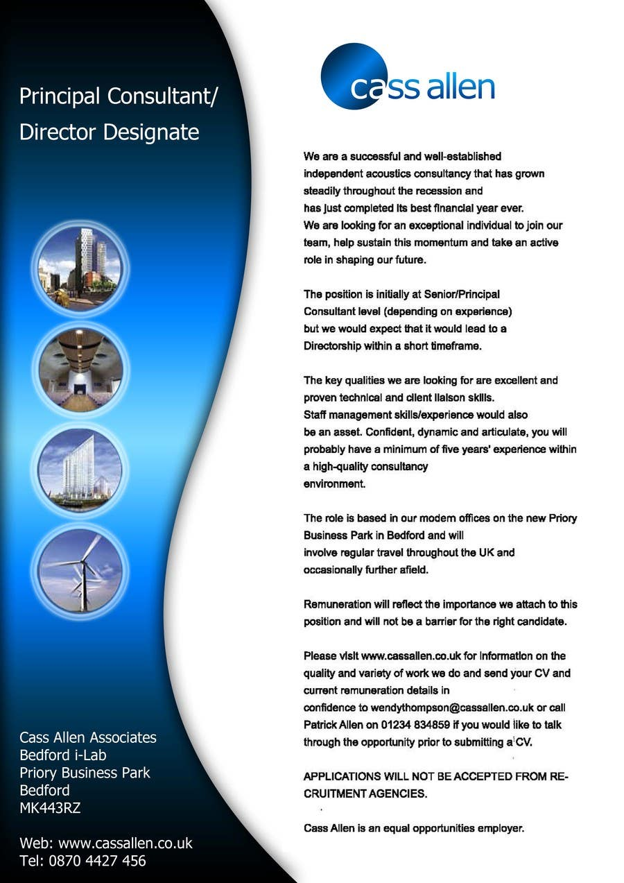 Inscrição nº                                         109                                      do Concurso para                                         Logo Design for Cass Allen Associates Ltd