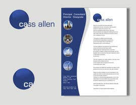 nº 118 pour Logo Design for Cass Allen Associates Ltd par ezra66