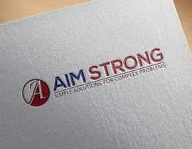 #77 for Design a Logo for a Aim Strong af alfinodesigner