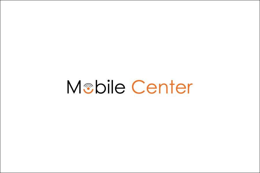 Penyertaan Peraduan #499 untuk Mobile Center (or) Mobile Center Inc.