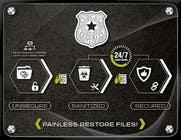 Graphic Design Inscrição do Concurso Nº7 para Design a Flyer for Local Security Tech