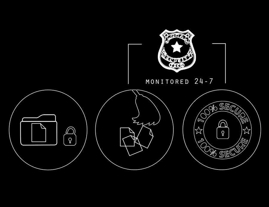 Inscrição nº                                         2                                      do Concurso para                                         Design a Flyer for Local Security Tech