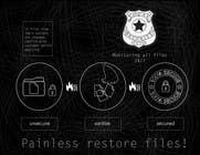 Graphic Design Inscrição do Concurso Nº4 para Design a Flyer for Local Security Tech