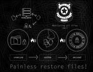 Graphic Design Inscrição do Concurso Nº8 para Design a Flyer for Local Security Tech