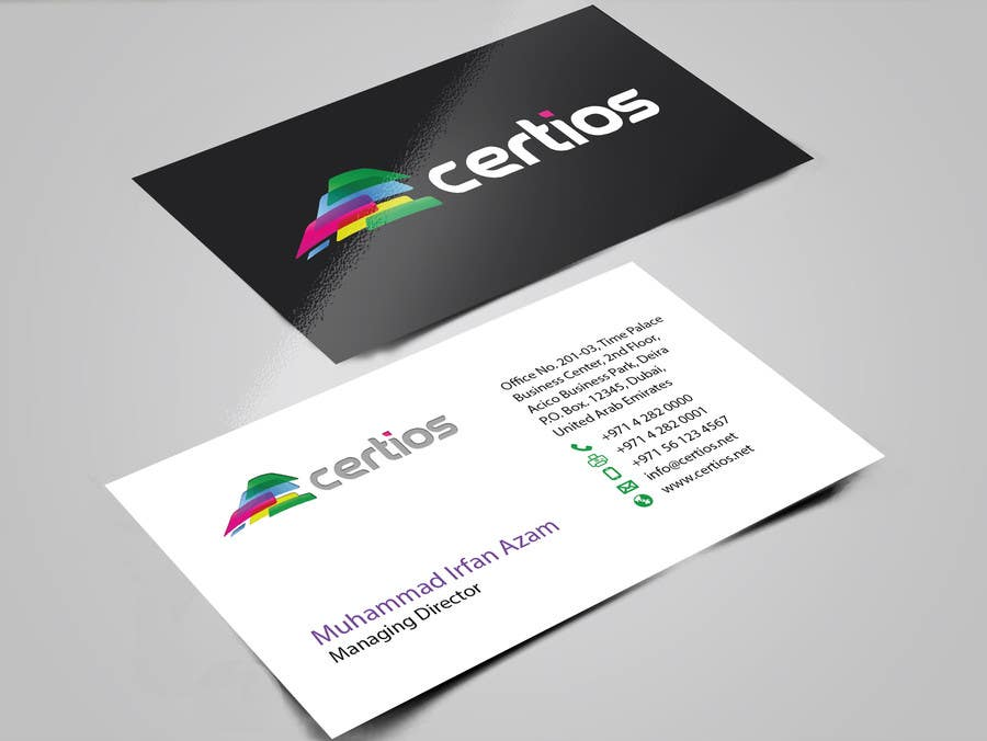 entry 29 by mamun313 for design business cards letter head