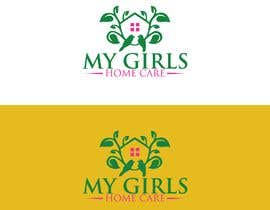 #667 para Logo for My Girls Home Care, LLC. de expertabubakar
