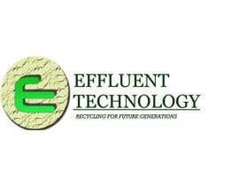 #113 para Logo Design for Effluent Technology por guruprashad