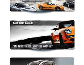 #35 para Graphic Designs for Car Selling Website por kreativegraphic