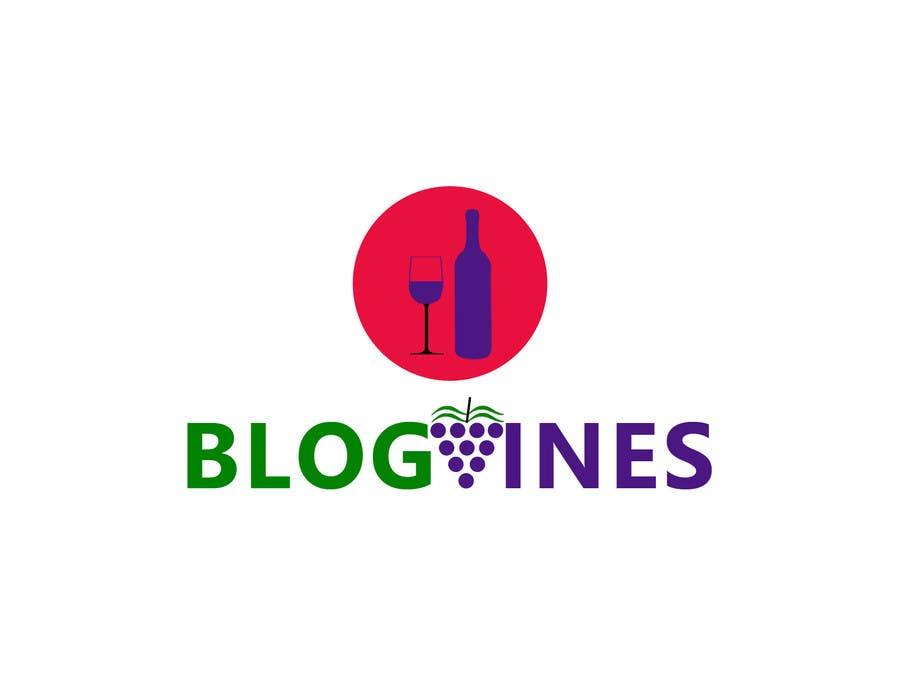 Inscrição nº                                         49                                      do Concurso para                                         Design a Logo for my wine blog website