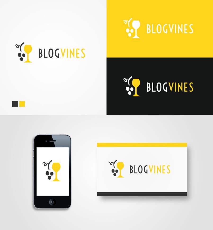 Inscrição nº                                         7                                      do Concurso para                                         Design a Logo for my wine blog website