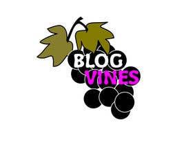 #84 para Design a Logo for my wine blog website por Toy20