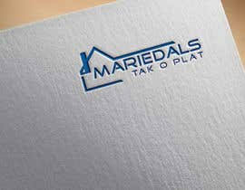 #31 for Logo for Mariedals tak o plåt af NowshadDesign