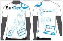 Graphic Design Inscrição do Concurso Nº42 para ***T-SHIRT*** for SurDoc.com - Bold, modern, innovative, fresh!!!