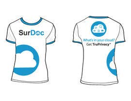 #19 for ***T-SHIRT*** for SurDoc.com - Bold, modern, innovative, fresh!!! af HeSheUs