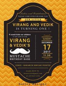 Gambar                             design a birthday invitation