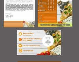 bhavana2501 tarafından Restaurant Stationery için no 52