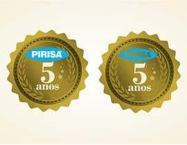 #3 para CRIAÇÃO DE ARTE PARA BROCHE COMEMORATIVO por CiroDavid