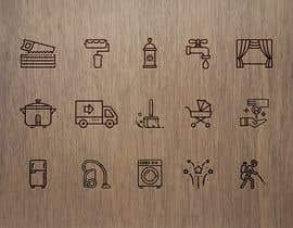 #9 for Design Icons for App by BuzzApt