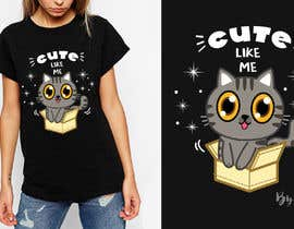 #60 untuk Cute and funny cats and dog desgns for T-Shirts. MULTIPLE WINNERS! oleh crazyteoh