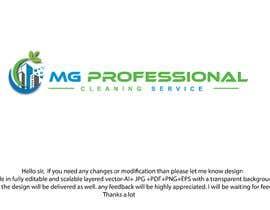 #94 untuk Design a logo for commercial cleaning company oleh mmasumbillah57