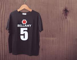 Nro 8 kilpailuun Design hockey jersey mock up käyttäjältä pranib512