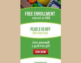nº 27 pour Holiday Email Campaign par webdesignxp