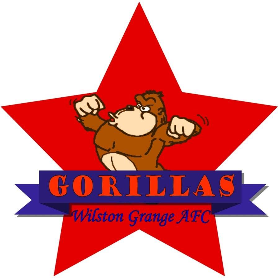 Inscrição nº                                         126                                      do Concurso para                                         Logo Design for Wilston Grange Australian Football Club