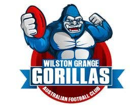 #148 para Logo Design for Wilston Grange Australian Football Club por pinky