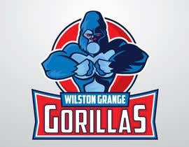 #111 untuk Logo Design for Wilston Grange Australian Football Club oleh Ferrignoadv
