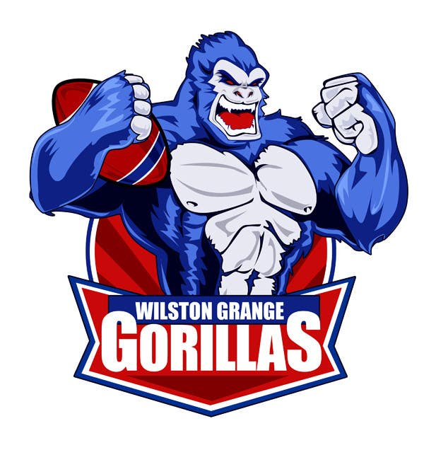 Inscrição nº                                         135                                      do Concurso para                                         Logo Design for Wilston Grange Australian Football Club