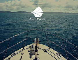 "#393 for I am starting my new marine company for boats and yachts. I am looking for a creative and a significant logo. I have nothing particular in my mind and I hope you can help me with that. My companies name is  ""Asyaf Marine"" or in arabic ""اسياف مارين"". by Studio4B"