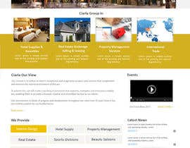 ZWebcreater tarafından Full Website Design Required - User Dashboard Creative Entries için no 2