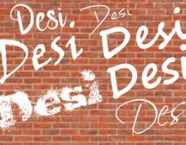 #144 for Design a Logo - Desi af markcreation