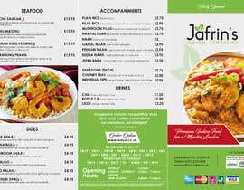 Nro 31 kilpailuun DESIGN INDIAN FOOD MENU käyttäjältä rahman4akt