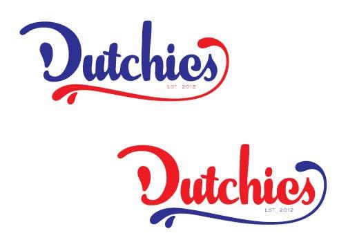 "Kilpailutyö #18 kilpailussa Logo Design for ""Dutchies"""