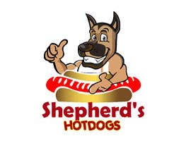 #124 for Design a logo for my hot dog business by mehedihasan4