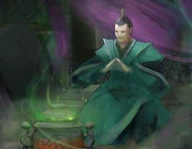 #50 for Illustrate or paint a character from a Chinese fantasy novel for use as a book cover by rivaro